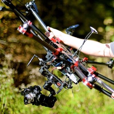 DJI S1000 Drohne GH4