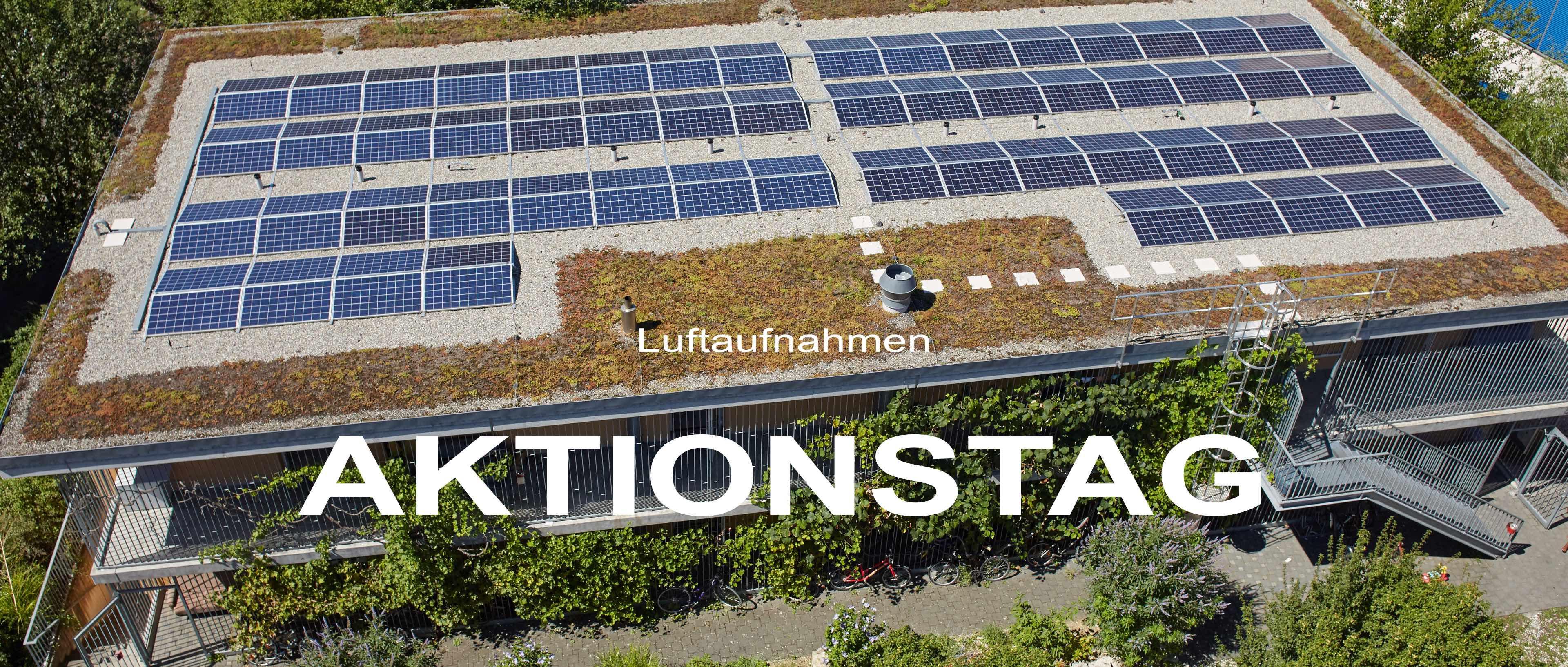 AKTIONSTAG Luftaufnahmen mit Drohne FLYMOTIONS